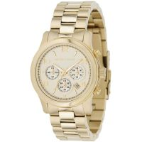 Damen Michael Kors Runway Chronograph Watch MK5055