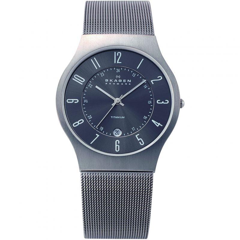 Herren Skagen Grenen Watch 233XLTTM