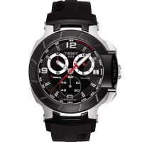 Mens Tissot T-Race Chronograph Watch