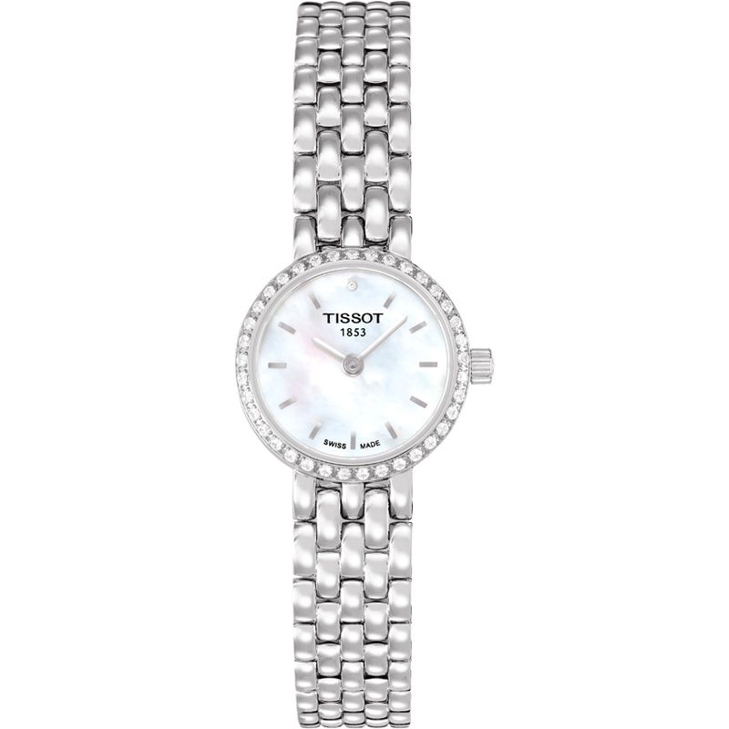 femme Tissot Lovely Diamond Watch T0580096111600