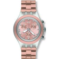 Reloj Cronógrafo para Unisex Swatch Full-Blooded Caramel SVCK4047AG