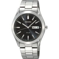 Mens Seiko Solar Powered Watch