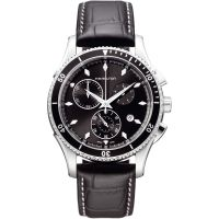 Mens Hamilton Jazzmaster Seaview Chronograph Watch
