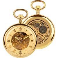 Taschenuhr Royal London Pocket Skeleton Watch 90002-03