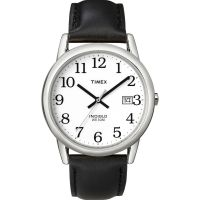 homme Timex Indiglo Easy Reader Watch T2H281