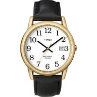 homme Timex Indiglo Easy Reader Watch T2H291