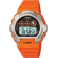 Unisexe Casio Sports Alarme Chronographe Montre
