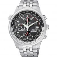 homme Citizen Red Arrows World Time Chronograph Watch CA0080-54E