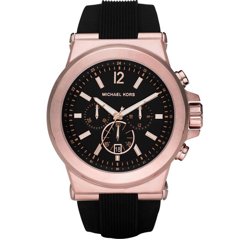 homme Michael Kors Dylan Chronograph Watch MK8184