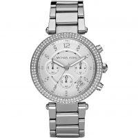 femme Michael Kors Parker Chronograph Watch MK5353