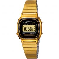 Ladies Casio Classic Collection Alarm Watch