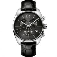 Hommes Calvin Klein Exchange Chronographe Montre