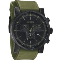 homme Nixon The Magnacon Chronograph Watch A079-1042