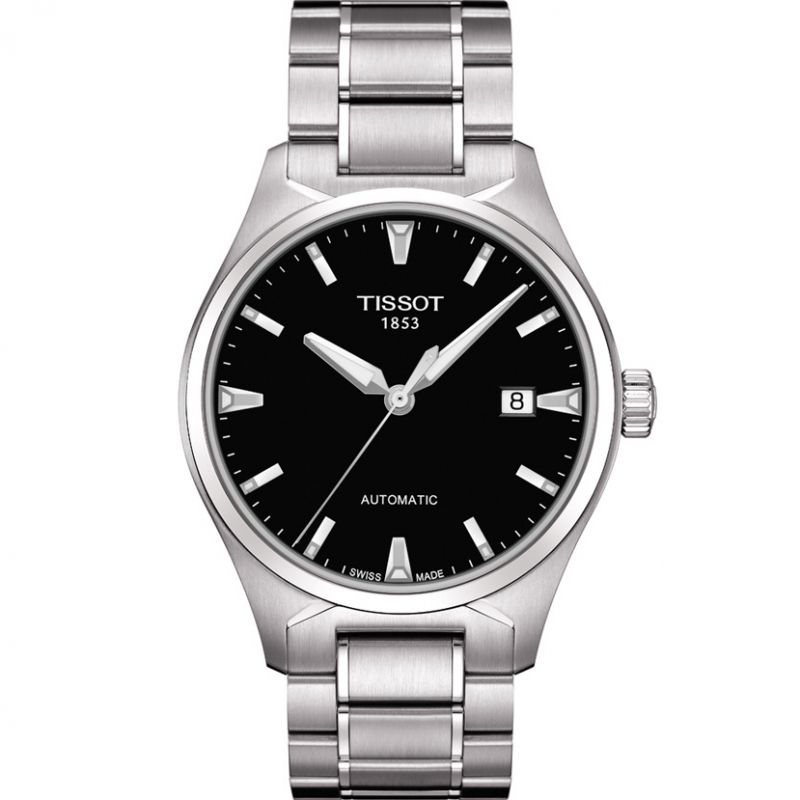 Mens Tissot T-Tempo Automatic Watch T0604071105100