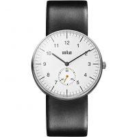 Herren Braun BN0024 Classic Watch BN0024WHBKG