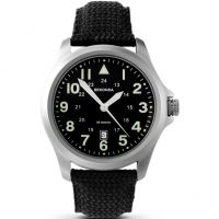 Herren Sekonda Aviator Watch 3347