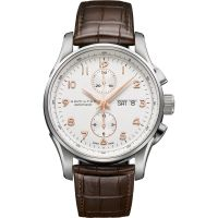 Herren Hamilton Jazzmaster Maestro Automatik Chronograf Uhr