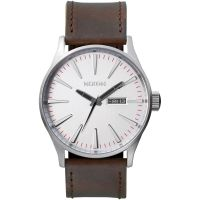 Reloj para Hombre Nixon The Sentry Leather A105-1113
