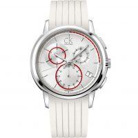 Unisex Calvin Klein Drive Chronograph Watch K1V27938