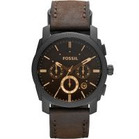 homme Fossil Machine Chronograph Watch FS4656