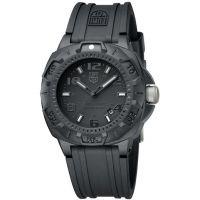 Herren Luminox Sentry 0200 Series Blackout Watch A0201.BO
