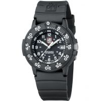 Luminox Original Navy Seal 3000 Series Herrklocka Svart A3001