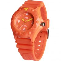 Herren Breo Pressure Orange Watch B-TI-PRS1