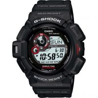 Mens Casio G-Shock Mudman Alarm Chronograph Watch