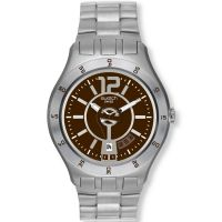 Herren Swatch In A Brown Mode Watch YTS406G