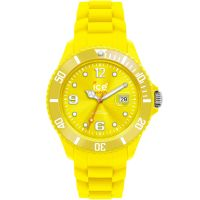 Ladies Ice-Watch Sili Forever Yellow Small Watch SI.YW.S.S