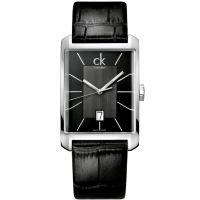 Herren Calvin Klein Window Uhr