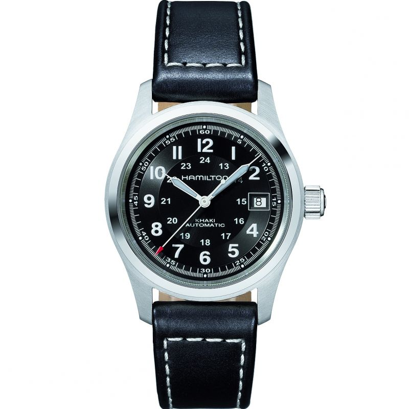 Herren Hamilton Khaki Field 38mm Watch H70455733