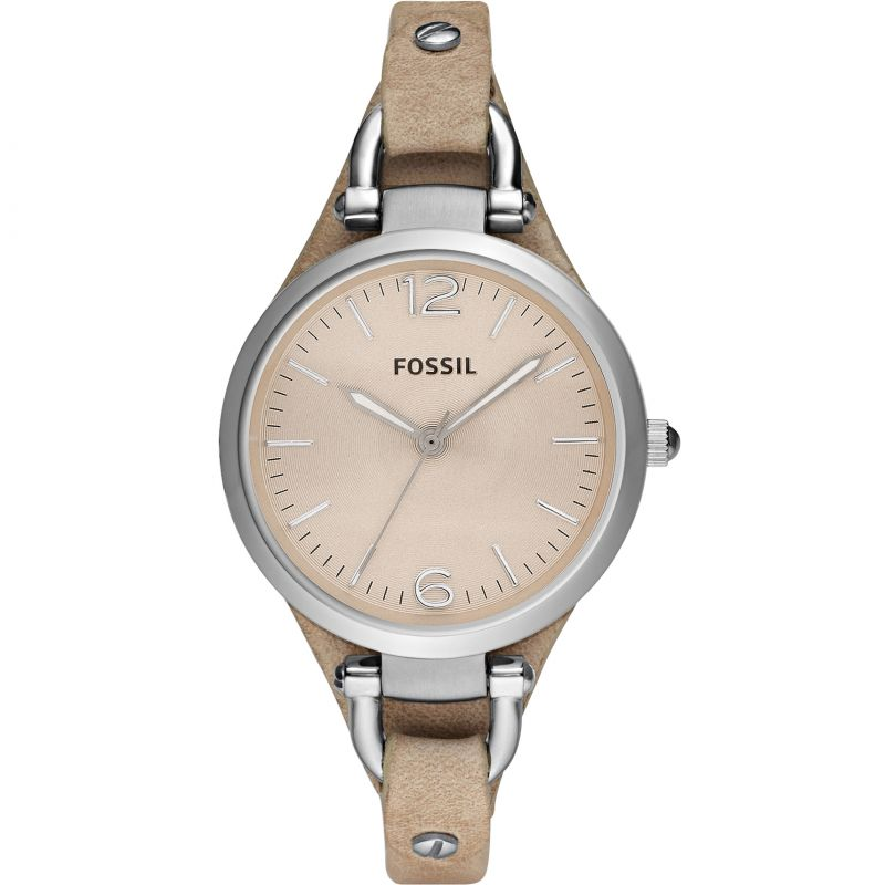 Damen Fossil Georgia Watch ES2830