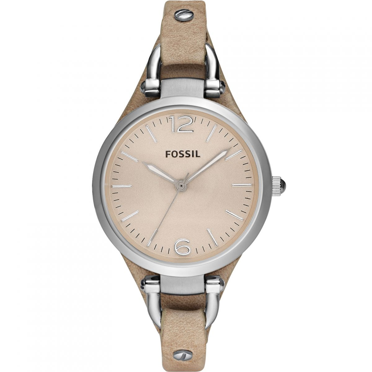 Ladies Fossil Georgia Watch (ES2830) | WatchShop.com™