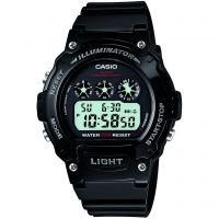 Hommes Casio Sport Alarme Chronographe Montre