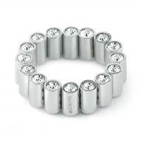 Damen Swatch Bijoux Edelstahl Lustro Ring Größe R 1/2