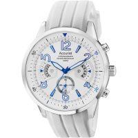 Mens Accurist Acctiv Chronograph Watch
