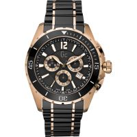 Mens Gc Sport Class XXL Ceramic Chronograph Watch