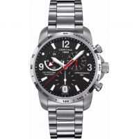 Mens Certina DS Podium GMT Chronograph Watch