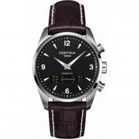 homme Certina DS Multi-8 Alarm Chronograph Watch C0204191605700
