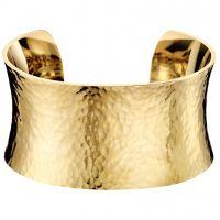 Damen Calvin Klein PVD Gold überzogen Dawn Armreif