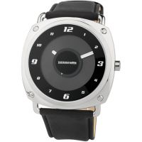 Herren Lambretta Brunori Leather Watch 2074BLA