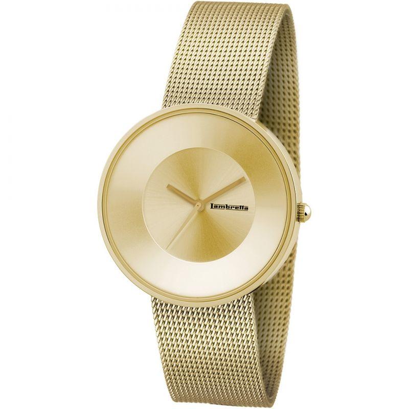 Unisex Lambretta Cielo Mesh Watch 2102GOL