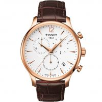 homme Tissot Tradition Chronograph Watch T0636173603700