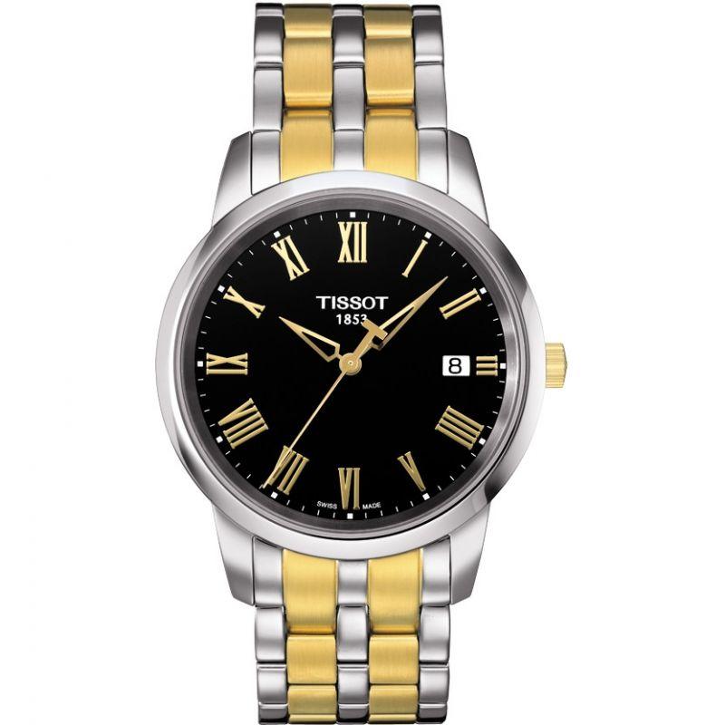 Herren Tissot Classic Dream Watch T0334102205301