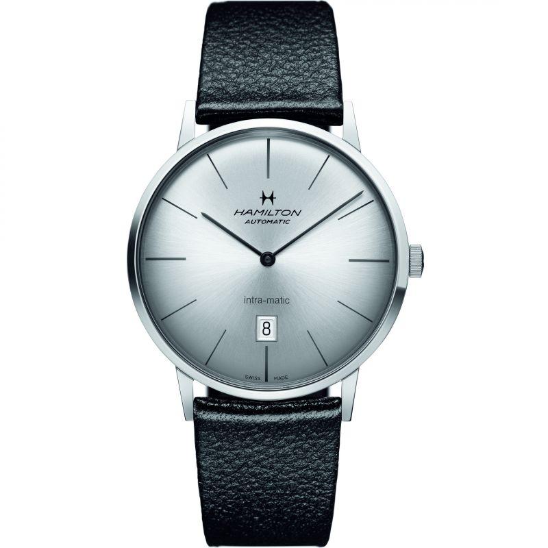 Herren Hamilton Intra-Matic 42mm Watch H38755751