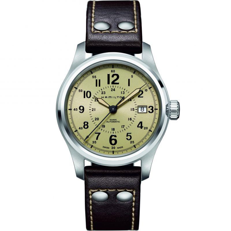 Herren Hamilton Khaki Field 40mm Watch H70595523