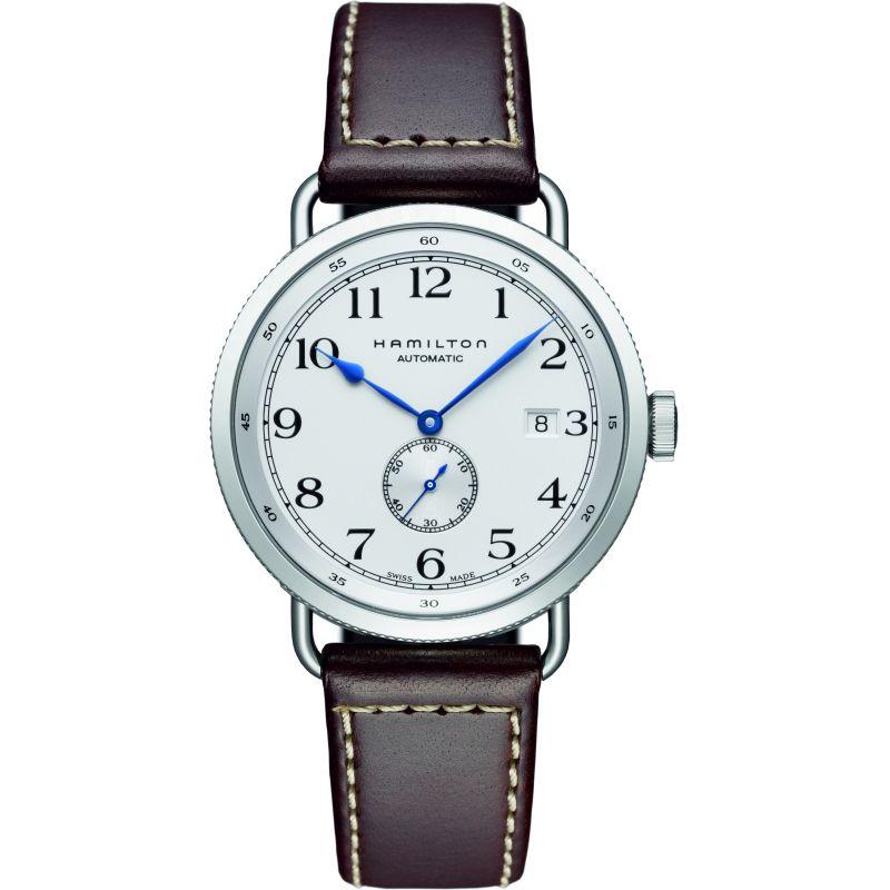 homme Hamilton Khaki Navy Pioneer Watch H78465553