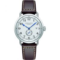 Herren Hamilton Khaki Navy Pioneer Watch H78465553