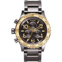 Herren Nixon The 42-20 Chrono Chronograf Uhr